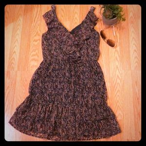 Cute Ruffly Summer Dress